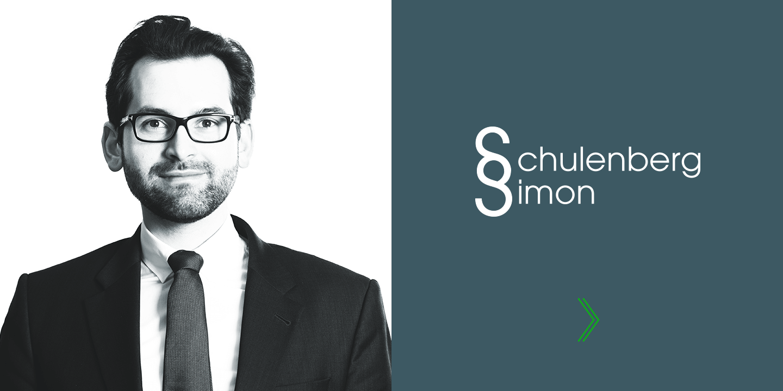 Christoph Simon - Fachanwalt für Verkehrsrecht - Profil Kanzlei Schulenberg & Simon © VERKEHRSRECHTSPARTNER