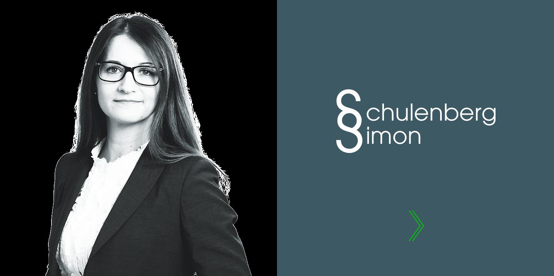 Emma Schlegel - Rechtsanwältin - Profil Kanzlei Schulenberg & Simon © VERKEHRSRECHTSPARTNER